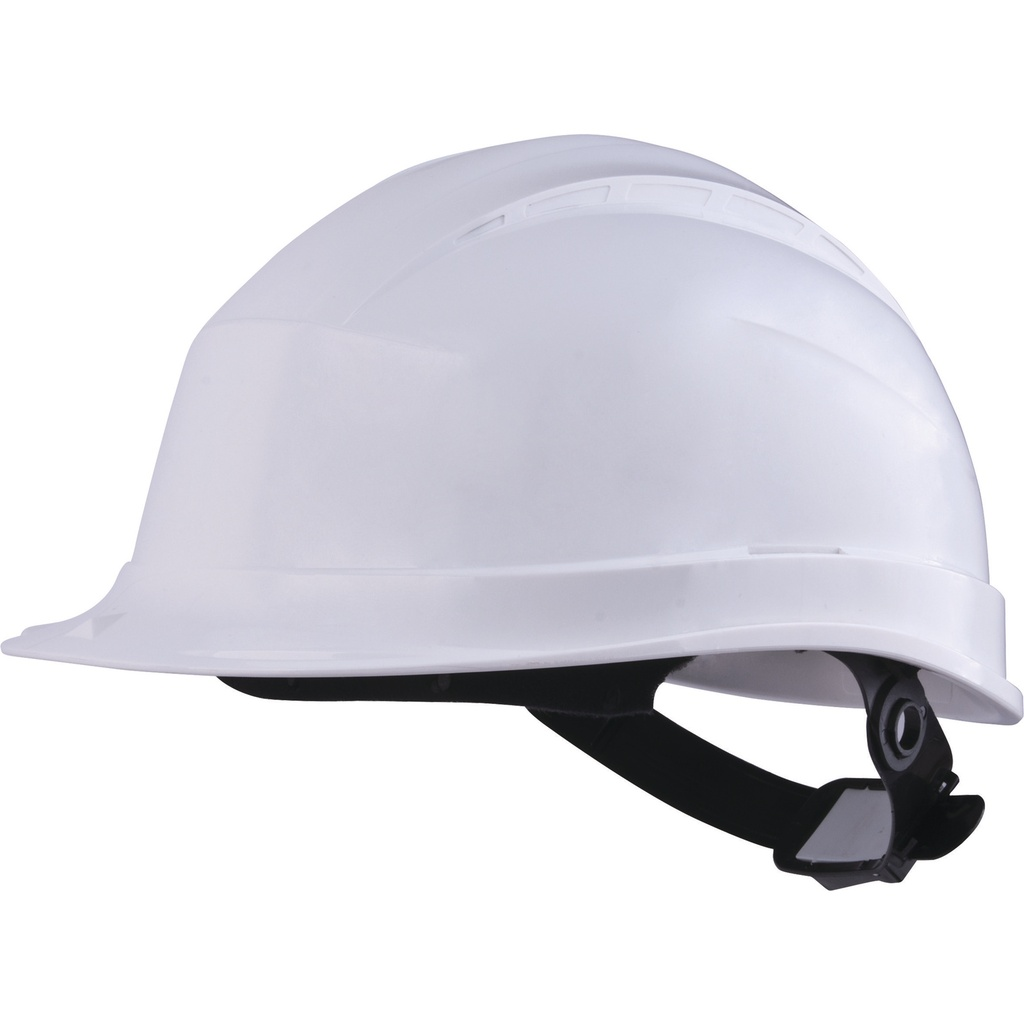 Casco de obra ajustable por botón SUPER QUARTZ
